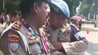 Video 'Polisi Jadi Calo Tiket APG 2018' Viral, Kapolres Jakpus Klarifikasi