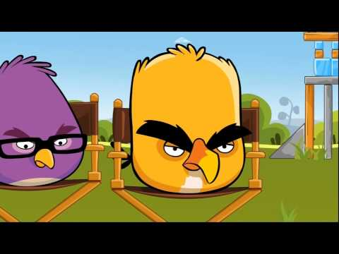Google Commercial for Angry Birds, and Google Chrome (2011) (Television Commercial)