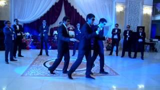Танец жениха с друзьями (Кыргызская свадьба)_Той