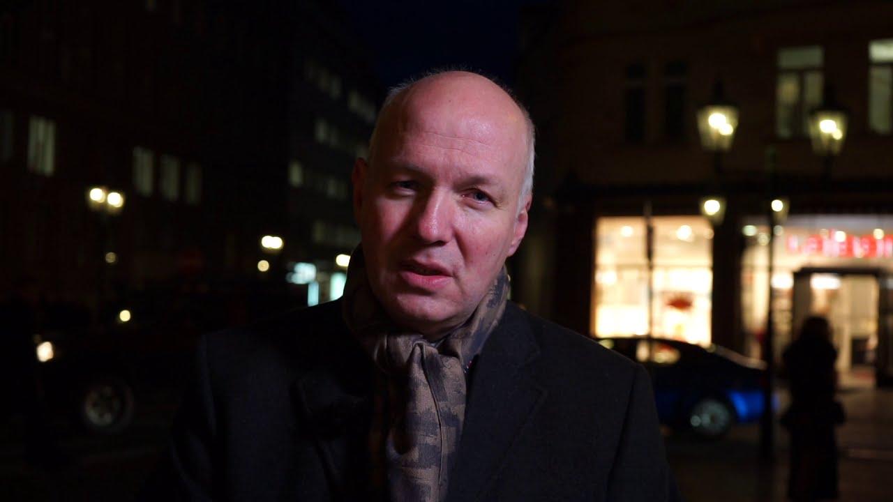Pavel Fischer o studentech a politické situaci