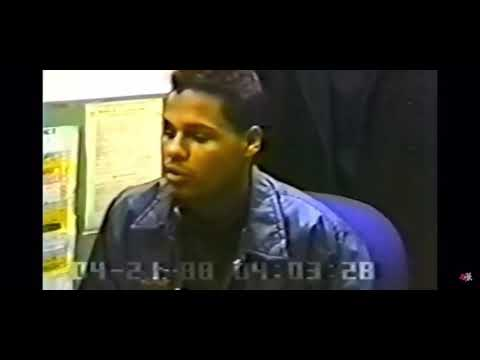Central Park 5 Confession of Steven Lopez -             When They See Us