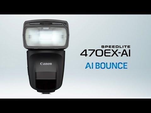Canon Speedlite 470 EX-AI (Aufsteckblitz, Canon)