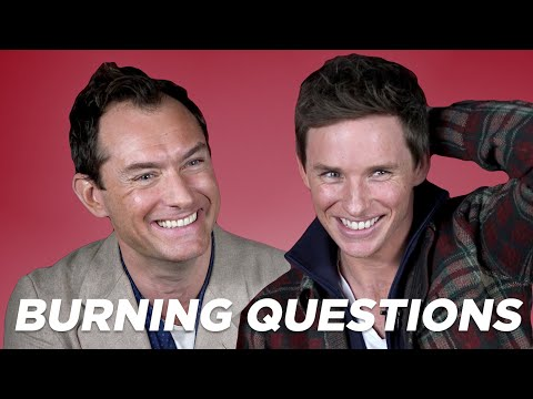 """The Cast Of """"Fantastic Beasts"""" Answer Questions About """"The Crimes Of Grindelwald"""""""