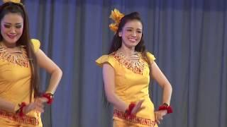 00014フラガール リリノエ麻美ラスト Aloha Rapa Nui クリスマスバージョン 2017.12.23