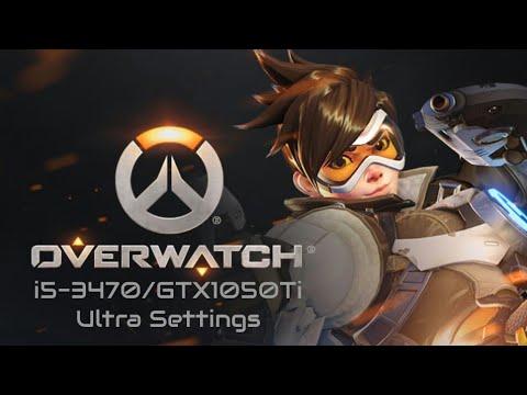 Steam Community :: Video :: Overwatch i5-3470/GTX1050Ti