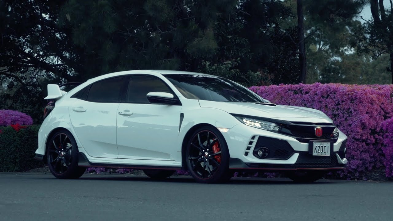 Honda Civic Type R (FK8) Exhaust System With VAREX