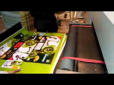 Blister Coating Machine