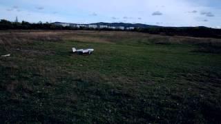 Полёты радиоуправляемых авиамоделей. г Комсомольск-на-Амуре
