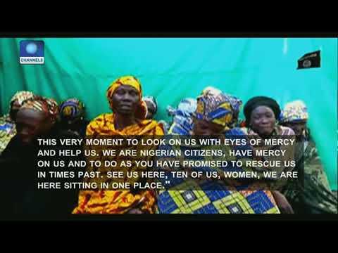 Boko Haram Video We Won't Return, Abducted 'Chibok Girls' Declare