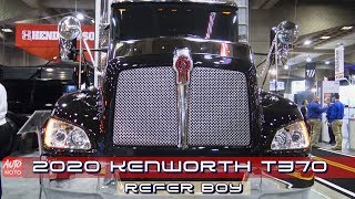 2020 Kenworth T370 Refer Body - Exterior And Interior - ExpoCam 2019