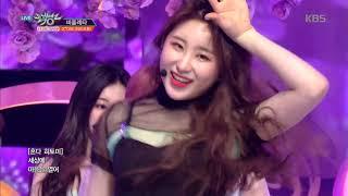비올레타 (Violeta)   아이즈원(IZ*ONE)  [뮤직뱅크 Music Bank] 20190405