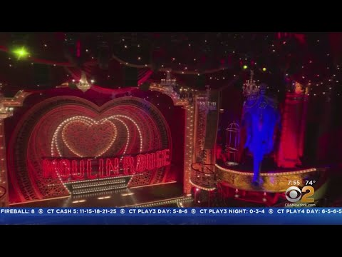 Broadway Buzz: Moulin Rouge The Musical Opens At The Al Hirschfeld Theater