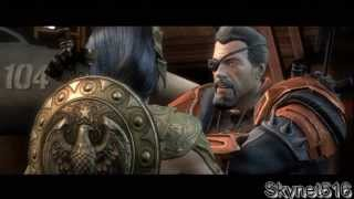 Injustice Gods Among Us  All Cutscenes Movie  FULL HD