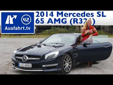 2014 Mercedes-Benz SL 65 AMG  (R231) - Kaufberatung, Test, Review
