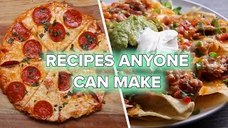 10 Mouthwatering Recipes Anyone Can Make