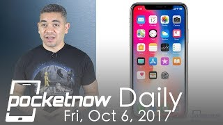 iPhone X forecasted a late bloomer, BlackBerry Motion & more - Pocketnow Daily