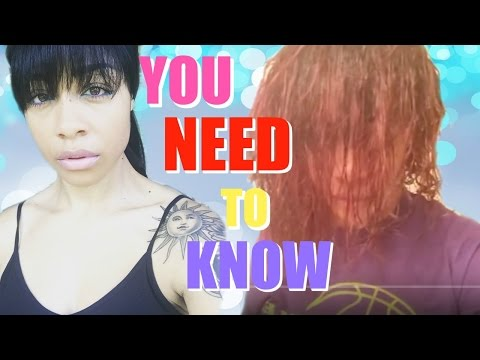 Keratin Treatment On Natural Hair - What You Should Know Mp3