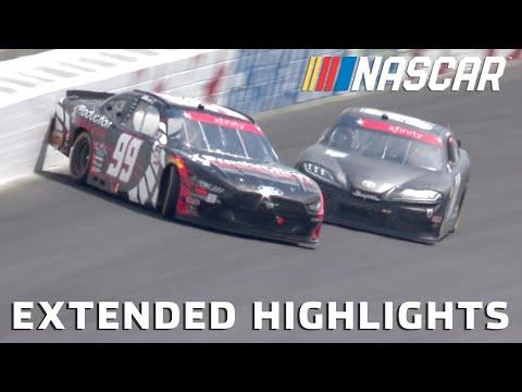 NASCAR コカ・コーラ600(シャーロット・モーター・スピードウェイ)のハイライト動画