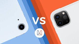 Apple iPad Air (2020) vs Apple iPad 10.2 (2020) : Which One To Buy?