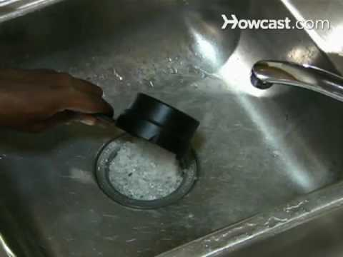 How to Safely Clean a Garbage Disposal