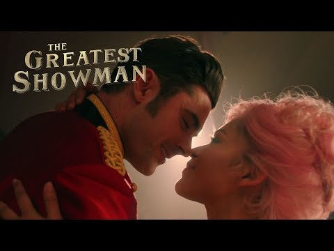 The Greatest Showman (Featurette 'Star Crossed Love Ft. Zac Efron')