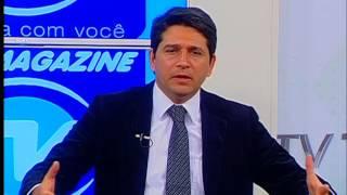 Show Magazine TV - Entrevista - Marcos França - Corretor de Imóveis