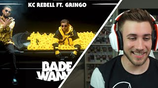 ZU SYMPATHISCH! KC Rebell Feat. Gringo   Badewanne (prod. By Juh Dee)   Reaction