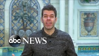 Miss Universe Judge Perez Hilton on Crowning Mistake