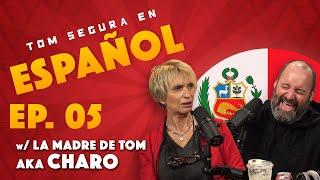 Ep. 5 con Charo | Tom Segura En Español (ENGLISH SUBTITLES)
