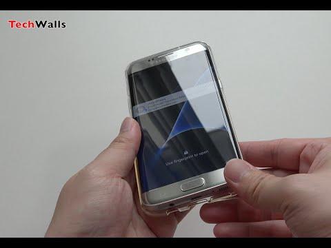EasyAcc Samsung Galaxy S7 Edge Soft TPU Transparent Case