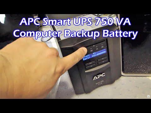 APC Smart-UPS 750 VA (Uninterruptible Power Supply)