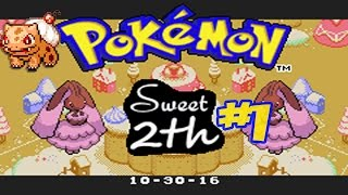 CHERRY ON TOP!!! Pokemon Sweet 2th Part 1