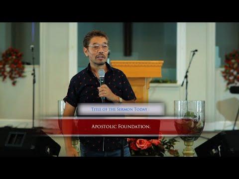 Pastor  Daniel Chhetri : Apostolic Foundation.