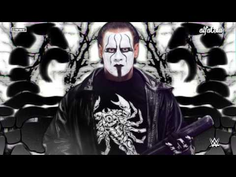 """WWE: Sting - """"Out From The Shadows"""" (V2) - Theme Song 2015"""