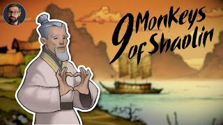 Youtube thumbnail for 9 Monkeys of Shaolin Review | old school beat em' up