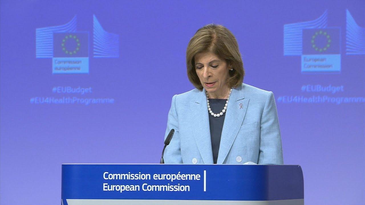 ΕΕ-Επιτροπή: Οι Βρυξέλλες θέλουν αποδέσμευση ποσού 9 δισεκ. ευρώ για τη δημόσια υγεία