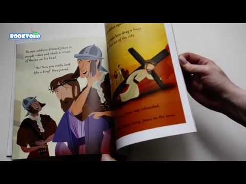 Видео обзор The Easter Story - Picture Book