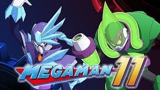 MegaMan11-TundraMan&AcidManOverviewBoss,Stage,&SpecialWeapons+NewsRoundup