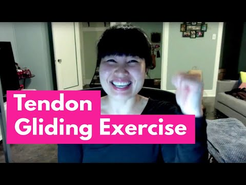 Tendon Gliding Dance