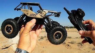 JJRC Q50 Rock Crawler Drive Test Review