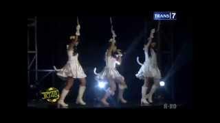 """JKT48 - Tenshi No Shippo """"Ekor Malaikat"""" Tennis Indoor Senayan"""