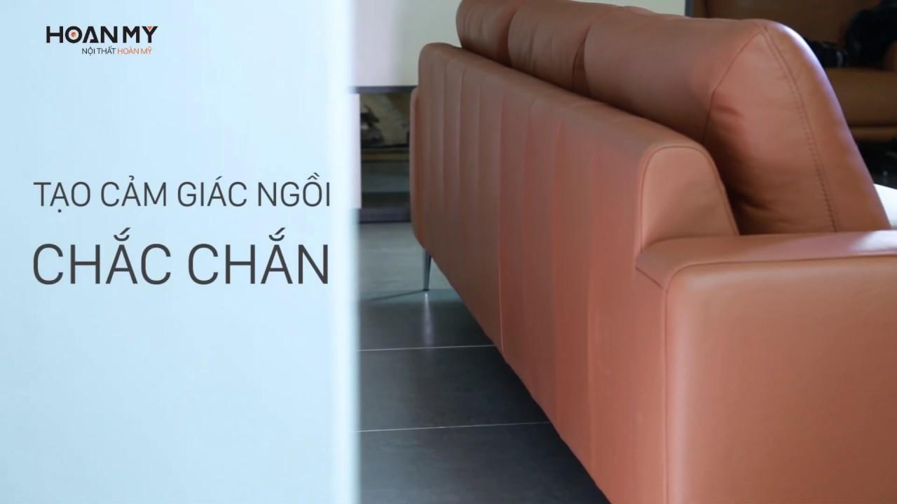 Nội Thất Hoàn Mỹ | Sofa Hoàn Mỹ Toscana – thiết kế hoàn thiện phong cách sống hiện đại