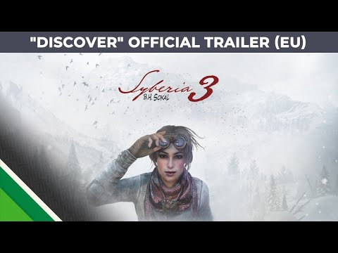 Syberia 3 Steam Key GLOBAL - video trailer