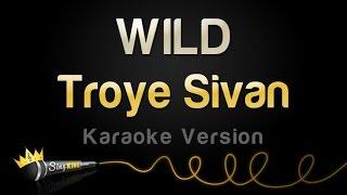 Troye Sivan   WILD (Karaoke Version)