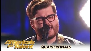 """Noah Guthrie: Asks For Second Chance w/Original Song """"Show Me Some Mercy""""