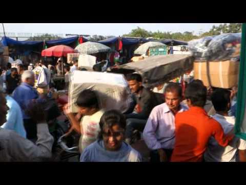 Indien 2014 Delhi-Diwali-Wahnsinn