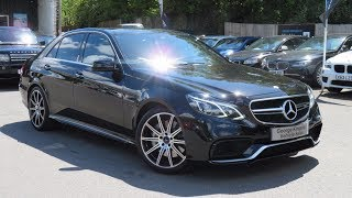 2015 Mercedes E63 AMG for Sale at George Kingsley Vehicle Sales, Colchester, Essex. 01206 728888