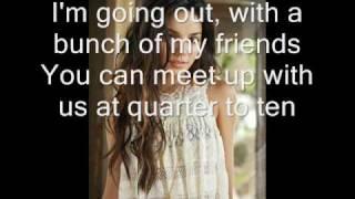 Vanessa Hudgens - Don't Talk With Lyrics