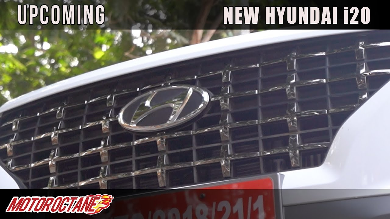 Motoroctane Youtube Video - New 2020 Hyundai i20 Spotted for India | Hindi | MotorOctane