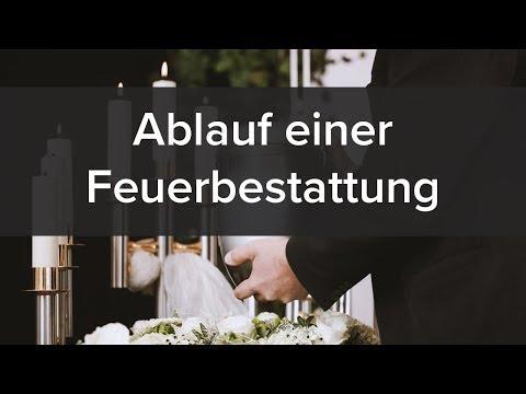 Feuerbestattung: Kremation des Verstorbenen